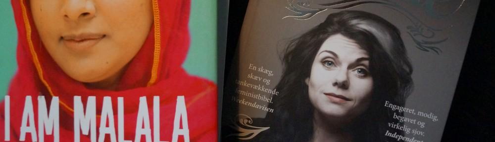 """""""I am Malala"""" og """"Kunsten at være Kvinde."""" To bøger, der var med til at sætte dagsordnen i 2013."""
