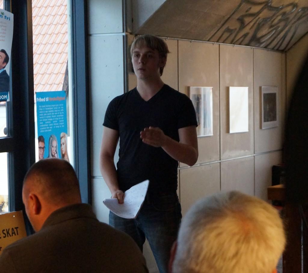 Malthe Lange, lokalpolitiker for Enhedslisten på Djursland, fortæller her, hvordan Grundloven gennem sit opgør med feudalsamfundet gav frihed og førte til velstand og velfærd.