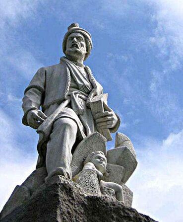 Abul Qasem Ferdousi (940-1020) er forfatteren til sagnhistorien Shahnameh